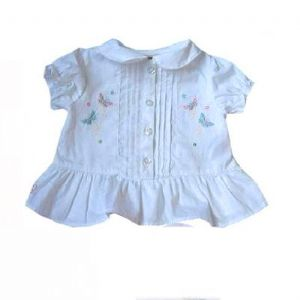Girl Top, 3-6 months, [CL182B]